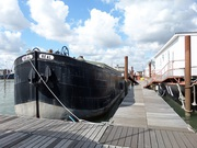 Impressive Barge Conversion - Real