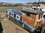 Static Narrowboat - Dunravin