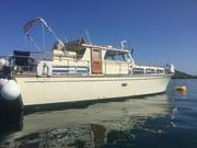 Eagle Class Gentlemans Motor Yacht - Georgina ( FALMOUTH, CORNWALL)