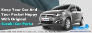 Keep Your Car And Your Pocket Happy With Original Suzuki Car Parts