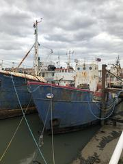 Converted Ex Lightship - Lord Nelson