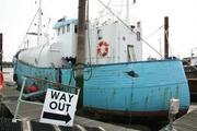 Converted Danish Trawler - Trawler