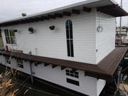 Floating Static Home with Potential - The White Lady - Canvey Island
